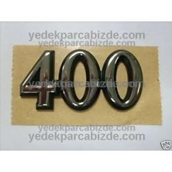 YAZI   400