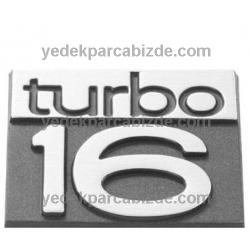 SAAB YAZSI  TURBO16  9000