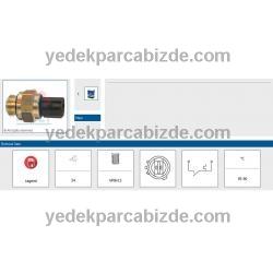 ROVER FAN MÜŞÜRÜ 416 Sİ / 620 Sİ  PEJ100110 - PEJ100120