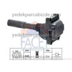 ENDİKSİYON (ATEŞLEME) BOBİNİ 147/156/164/166/GT/GTV/SPIDER II