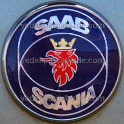 SAAB AMBLEM KAPUT ÖN 900 / 9000 / 9-3  SAAB-SCANIA